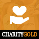CharityGold - Charity and Fundraising HTML5 Responsive Template Nulled
