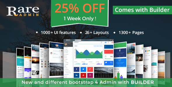 Rare admin builder with unlimited possibilities by for Builders unlimited
