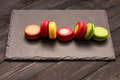 French delicious dessert macaroons - PhotoDune Item for Sale