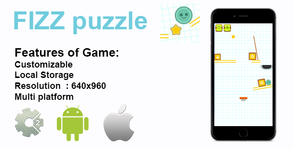 FIZZ Puzzle - CodeCanyon Item for Sale