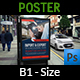 Trading Company Poster Template - GraphicRiver Item for Sale