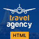 Travel Agency - Tour & Travel Hotel Booking HTML Template Nulled