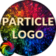 Clean Particle Logo - VideoHive Item for Sale
