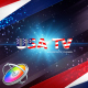 USA Patriotic Broadcast Pack - Apple Motion - VideoHive Item for Sale