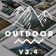 Outdoor - Creative Photography / Portfolio WordPress Theme Nulled
