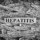 Torn pieces of paper with the words Hepatitis - PhotoDune Item for Sale
