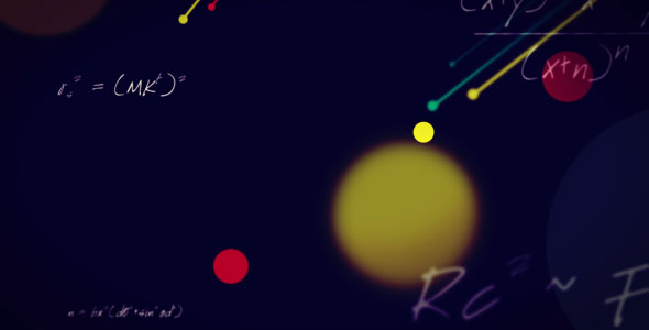 Mathematics Intro Credits Background Sequence By The Viz Videohive