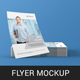 A4 / A5 Flyer Mockup Pack - GraphicRiver Item for Sale
