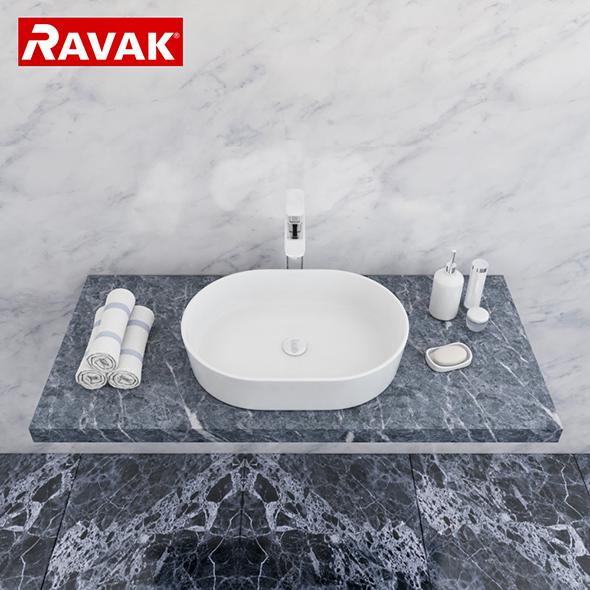 washbasin Ravak Moon 2 - 3DOcean Item for Sale