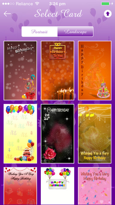 IOS Birthday Card Maker App Objective C Xcode By