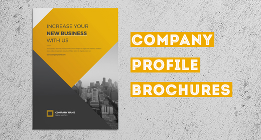 Company Profile Brochures