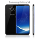 Samsung Galaxy S8 Black model - 3DOcean Item for Sale