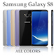 Samsung Galaxy S8 All colors - 3DOcean Item for Sale
