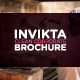 Invikta Clean Corporate Brochure Template