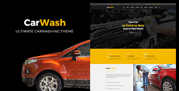 Car Wash | Car Mechanic Theme