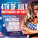 American Day Party Flyer - GraphicRiver Item for Sale