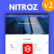 Nitroz - Responsive Business Theme - ThemeForest Item for Sale