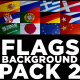 Flag Backgrounds Pack 2 - VideoHive Item for Sale