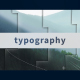 Typography Parallax - VideoHive Item for Sale