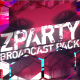 zParty (Broadcast Pack) - VideoHive Item for Sale