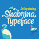 Shabrina Typeface - GraphicRiver Item for Sale