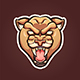 Mountain Lion - GraphicRiver Item for Sale