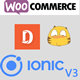 Ionic3WooDokanStore - Ionic3 Dokan Multi Vendor Woocommerce App - CodeCanyon Item for Sale
