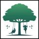 Freedom Tree Logo - GraphicRiver Item for Sale