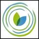 Spa Leaf Waves Logo