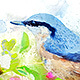 Asian Watercolor Photoshop Action - GraphicRiver Item for Sale