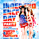 Independence Day Party Poster vol.4 - GraphicRiver Item for Sale