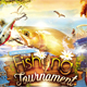 Fishing Tournament Flyer - GraphicRiver Item for Sale