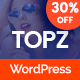 TopZ - Responsive Multipurpose WooCommerce WordPress Theme Nulled
