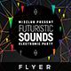 Futuristic Sound - Flyer Template