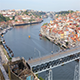Panoramic View of Porto City, Portugal - VideoHive Item for Sale