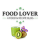 FOOD LOVER -PSD Template Nulled