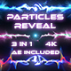 Particles Blast Reveal - VideoHive Item for Sale