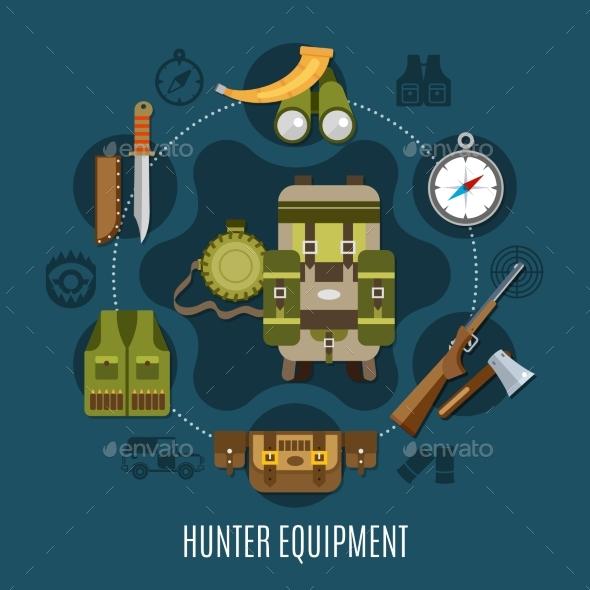 Hunter Equipment Concept - Sports/Activity Conceptual