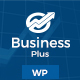 Business Plus - Finance Consultancy WordPress Theme Nulled