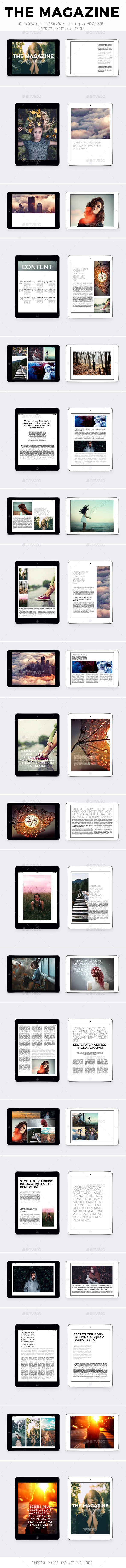 Ipad&Tablet The Magazine - Digital Magazines ePublishing
