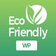 Eco Friendly Environmental WordPress - Eco Nature NGO Theme