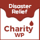 Disaster Relief Charity WordPress Theme - ThemeForest Item for Sale