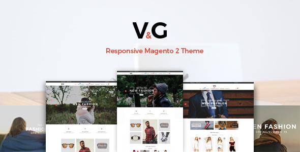VG - Responsive Magento 2 Theme - Magento eCommerce