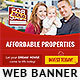 Property For Sale Banner - GraphicRiver Item for Sale