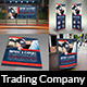 Trading Company Advertising Bundle - GraphicRiver Item for Sale