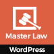 Master Law Agency And Lawyer WordPress Theme - Lawyer WP Nulled