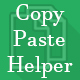 Copy-Paste Helper