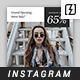 10 Promotional Instagram Templates