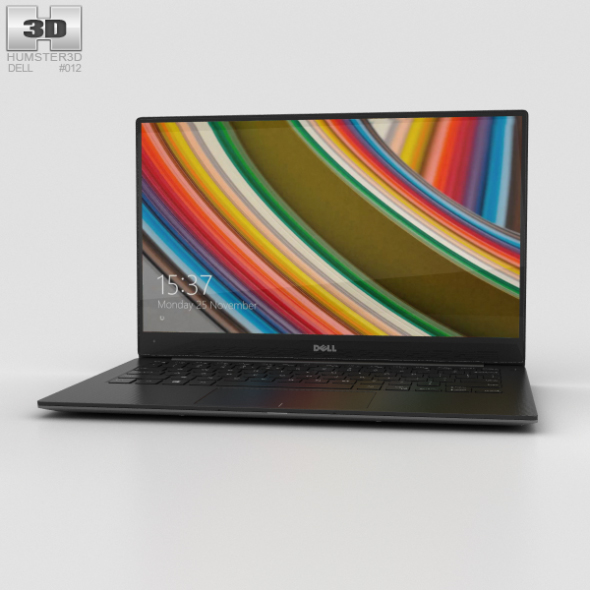 Dell XPS 13 - 3DOcean Item for Sale