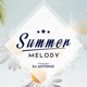 Summer Melody - Minimal PSD Flyer Template - GraphicRiver Item for Sale